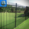 Decorative Metal Garden Fence, Prefabricated Metal Fence/Metal Picket Fence