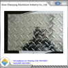 3003 H22/H24 Tread Bright One Bar Raised Pattern Aluminum Panel / Aluminum Tread Plate Diamond and Checkered