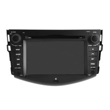 Pure android 5.1 for TOYOTA old RAV4 2008-2011 car dvd player GPS with HD1024*600/Mirror link