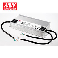 MeanWell HLG 480W 12V 24V 30V IP65 IP67 Constant Voltage Constant Current LED Driver 350W 400W 450W LED Power Supply HLG-480H