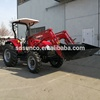 Top Quality !YTO Tractor 554(50 HP 4 WD) export to Australia,Papua New Guinea,Russia with different optional configuration