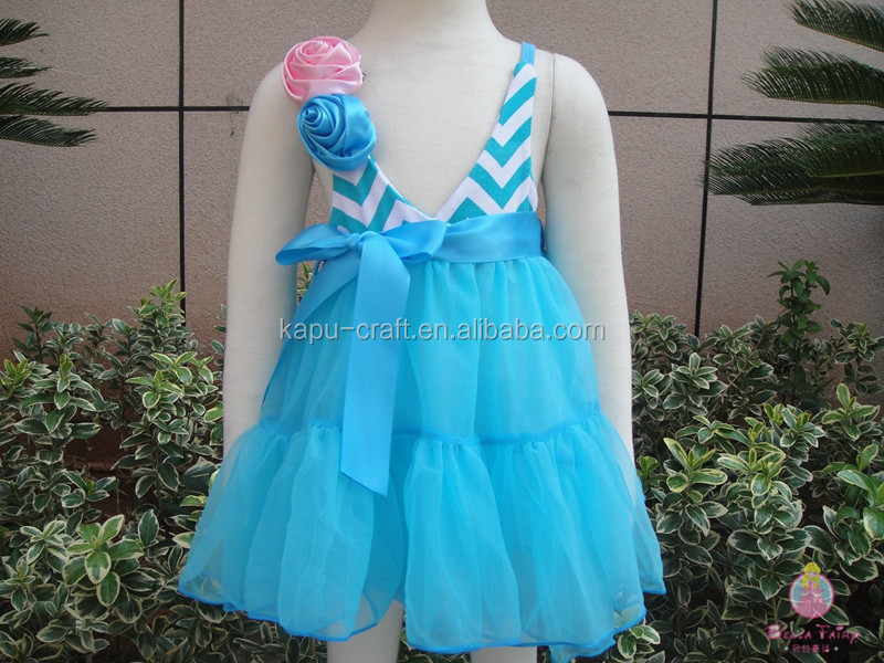 Bella fairy wholesale baby girls party wear dress fashion design small girls dress hot selling girls party dresses