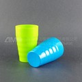 plastic disposable cup, Plastic Tooth Mug with handle