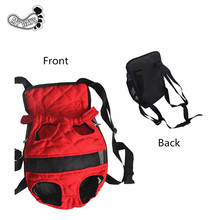 Adjustable Legs Out, Easy-Fit Pet Cat Carrier Backpack for Traveling Hiking Camping