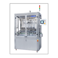 High ratio reliable advance technology automatic vials filling sealing machine