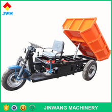 good fame brand in china Jinwang mining truck electric tricycle small mining dump truck for sale