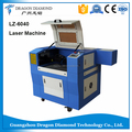 hot ! 2d laser engraver/ laser engraving machine price guangzhou lz-6040