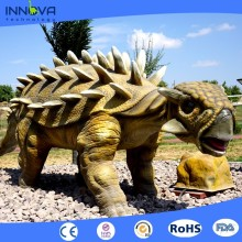 Innova-Hot sale Indoor Children Entertainment Equipment Artificial Animatronic Dinosaur