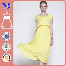 bright fashion new formal dinner dress for