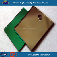 PMMA materials acrylic sheet Plastic Mirror Sheet