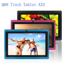 Android 7'' Tablet Support Two Camera 2G/3G/4G Phone Calling/Bluetooth/GPS/FM Tablet Phone Pad