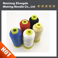 Rayon Polyester Embroidery Thread for Sewing