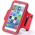 Fabric Weighted Jogging Armband , Sport For IPhone 6 Armband Case