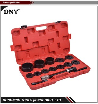 DN-D1021 19Pc FWD Wheel Bearing Removal Tool Set