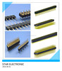 china factory double single row sip ic socket with customized pin length