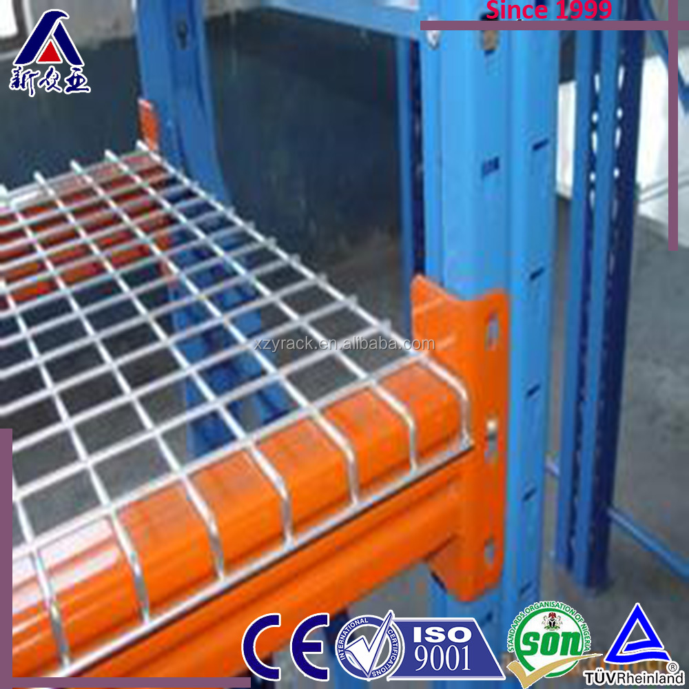 Wire Mesh Deck Heavy Duty Racking Perforated Mesh Deck Galvanized Metal Deck
