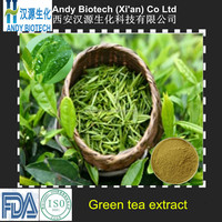 FDA Certified 100% Pure Natural Green Tea Extract Powder