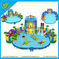 New design inflatable commercial water park