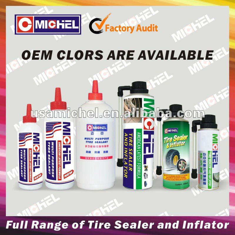 Liquid Tire Sealant, Tyre Sealer, Tyre Sealant, Tube and Tubeless Tyre Sealant