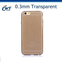 2015 Hot selling transparent mobile phone cover,transparent mobile phone cover for iPhone 6