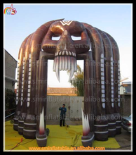 New Design Inflatable halloween deocration,Inflatable skeleton halloween,commercial halloween decorations