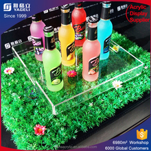 Eco-Friendly Customized Multipurpose acrylic / PMMA tray tables / acrylic bed tray