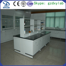 Top quality factory price phenolic resin table top metal workbench