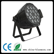 China 4in1 18pcs 10w LED Par Can Light For Sale
