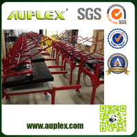 "39""x79"" large size CE certification high pressure film heat press machine on hot sale"