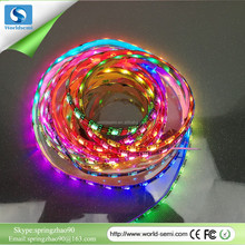 ws2813 5050 led strip white continuous length flexible led light strip