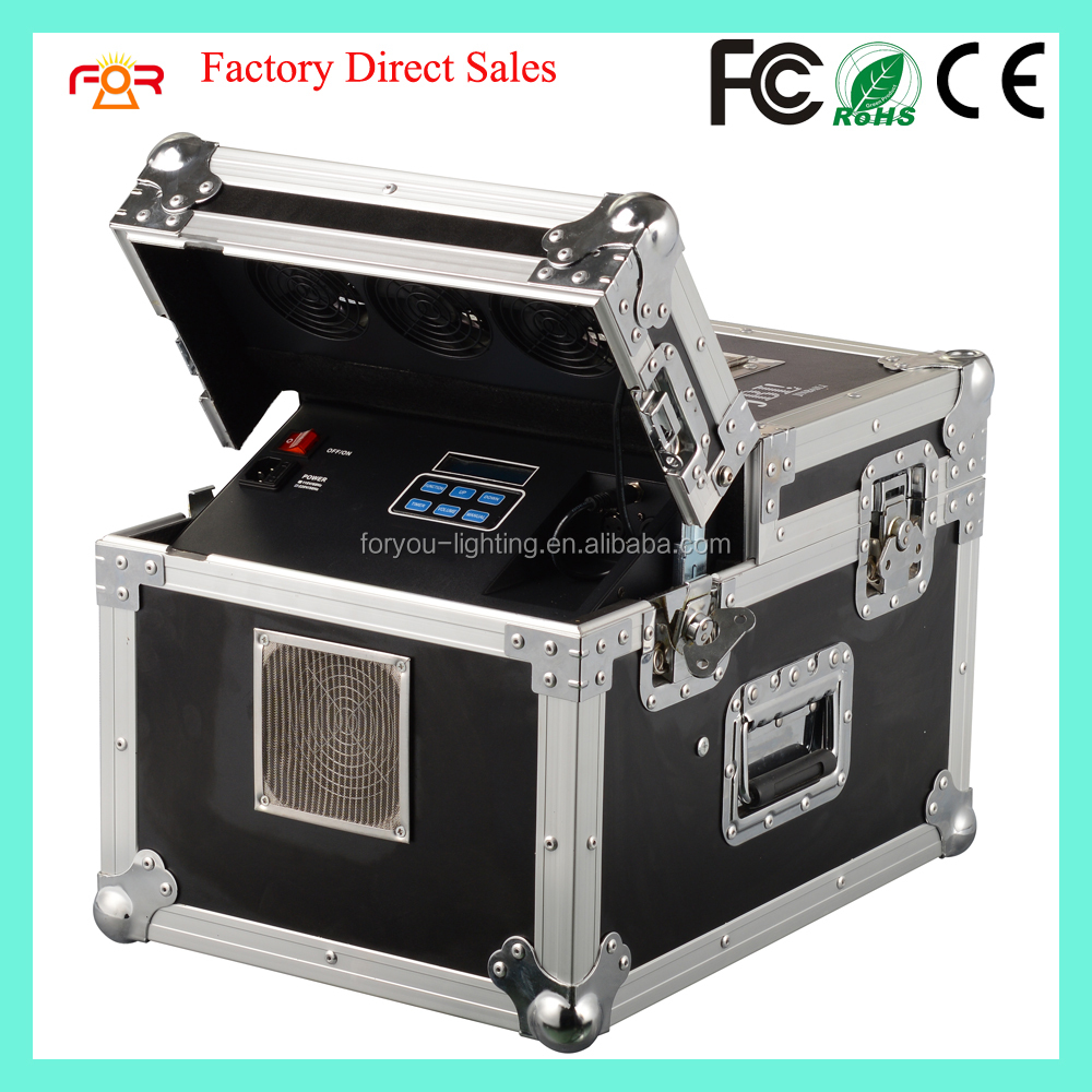 100% Facotry Sale Elation Antari Up To Date Best Atmospheric Effect Stage Smoke Fog Machine 500w Hazer Machine