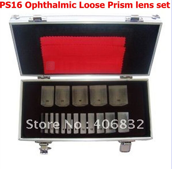PS16 Ophthalmic Loose Prism lens optometry