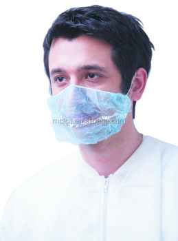 beard cover/disposable beard cover/Non-woven beard cover with low price