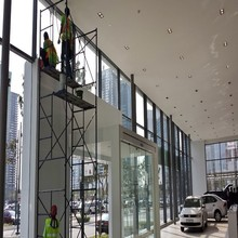 heat resistant energy saving glass coating transparent insulational material thermal insulation and anti UV nano coating