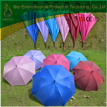 Auto Green/pink/blue/roseo Advertise Golf Umbrella