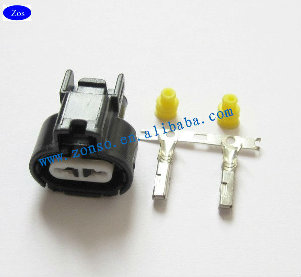 2pin yazaki automotive waterproof electrical connector