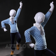 hot sale abstract model cheap mannequin kids child full body dummy TOM3