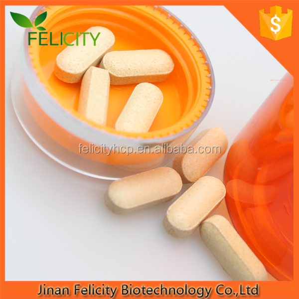 High quality nutrition Vitamin C 80mg with Zinc tablet