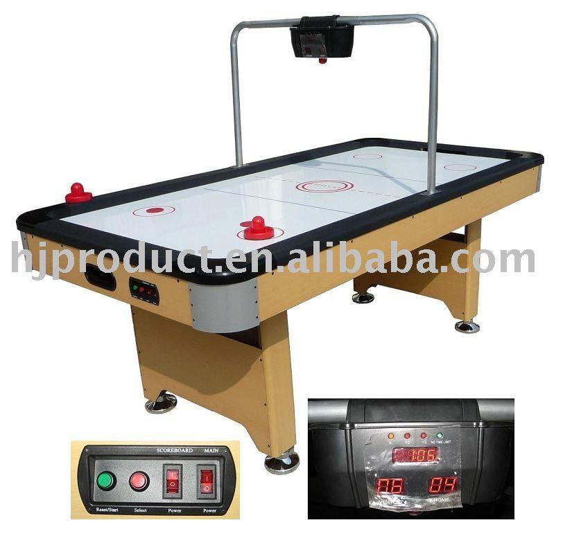 E - Mesa de hockey de aire ...