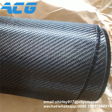 3K Fiber Carbon Fabric 220g for Auto parts sport parts