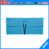 wholesale BCSI audit custom fancy felt pencil case for teenagers