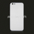 Pure white original back housing for iPhone6S