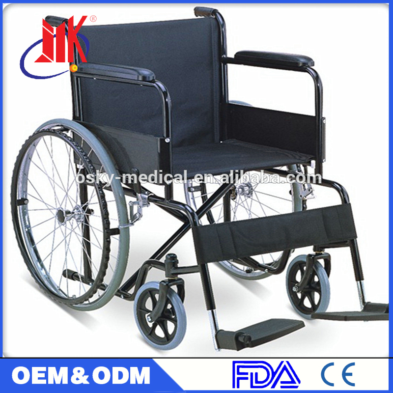 same as Osky wheelchair price of wheel chair manual