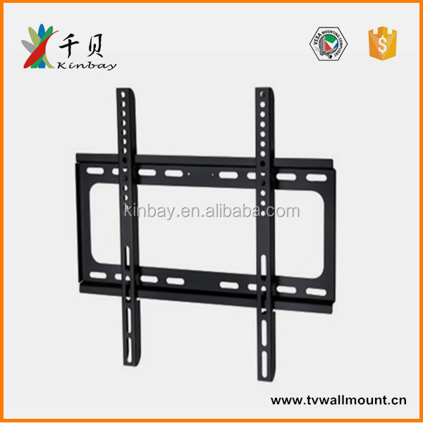 "Best selling 3D LED LCD ultra slim tv brackets for 55"" inch TVs"
