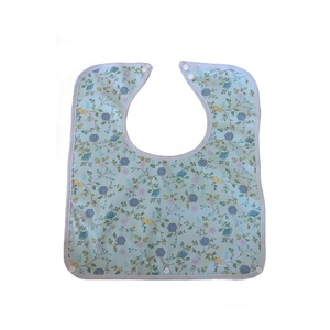 Custom Selling Baby Bib Animal Print Soft Bib For Adult Touch Easy To Wash Silicone Bib Teether Waterproof
