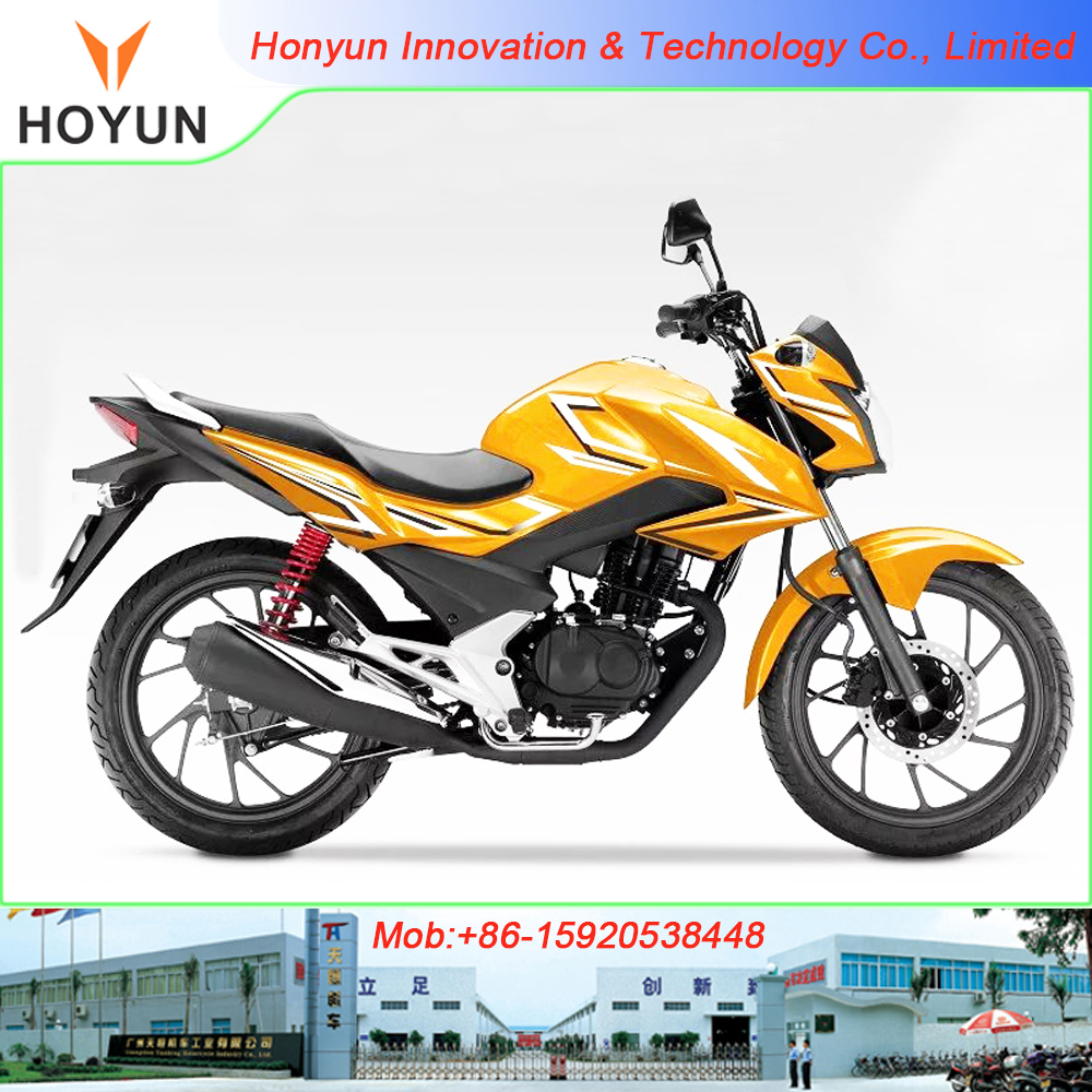hot sale in South America Wuyang Haojin Dayun Suzuki Fengyun HY150-7A motorcycles