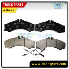29076 Auto Ate Disc Brake Pads Set for Mercedes Truck
