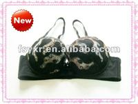 2014 New design, Sexy charming ladies wearing mold cup bra
