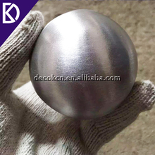 "Round ball shape 2"" 3"" 4"" 5"" hollow aluminum sphere with inventory"