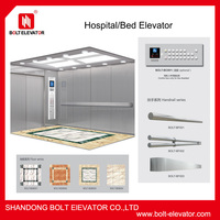 Patient Transfer Electric Lift Hospital Medical Elevator Bed